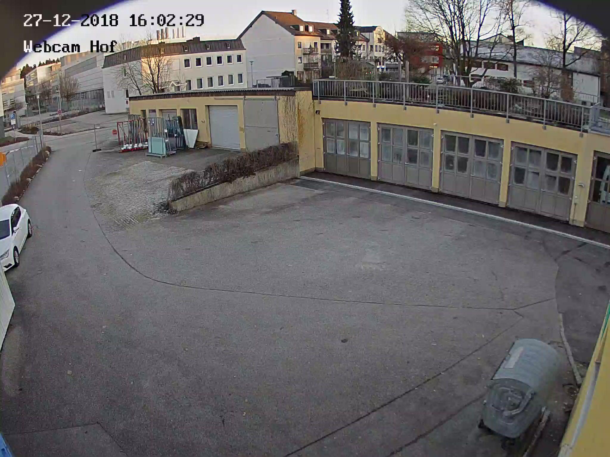 Traunreut, Glazing